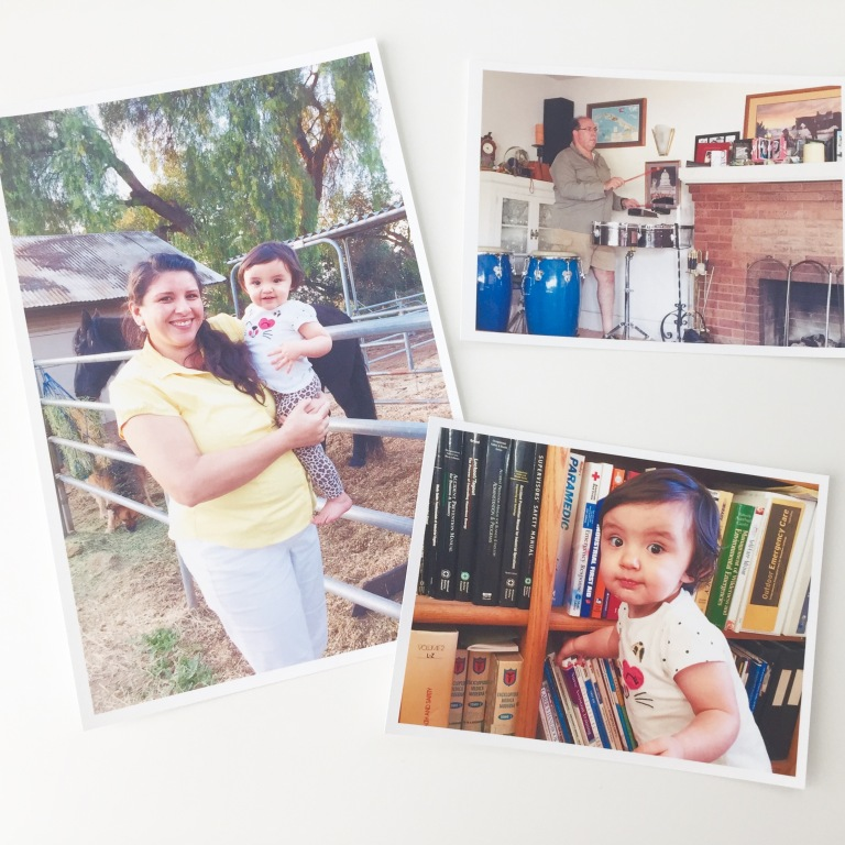 the photos