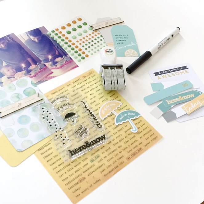 Creative Retreat Embellishment Kit