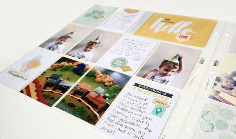 Creative Retreat Scrapbooking Embellishment Kit Club