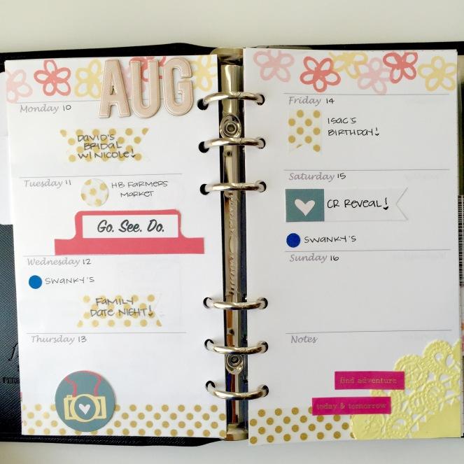 august planner