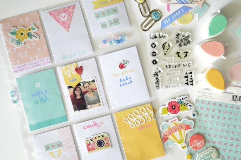 pocket letters creative retreat