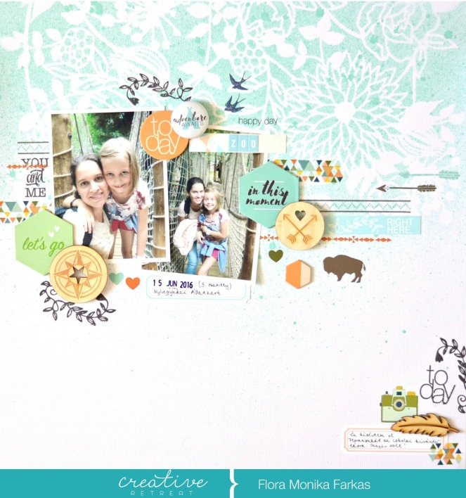 zoo with creative retreat kit by flora monika farkas