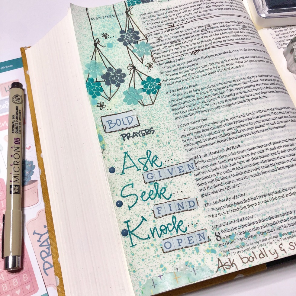 Page 4 – faith art supplies for bible journaling